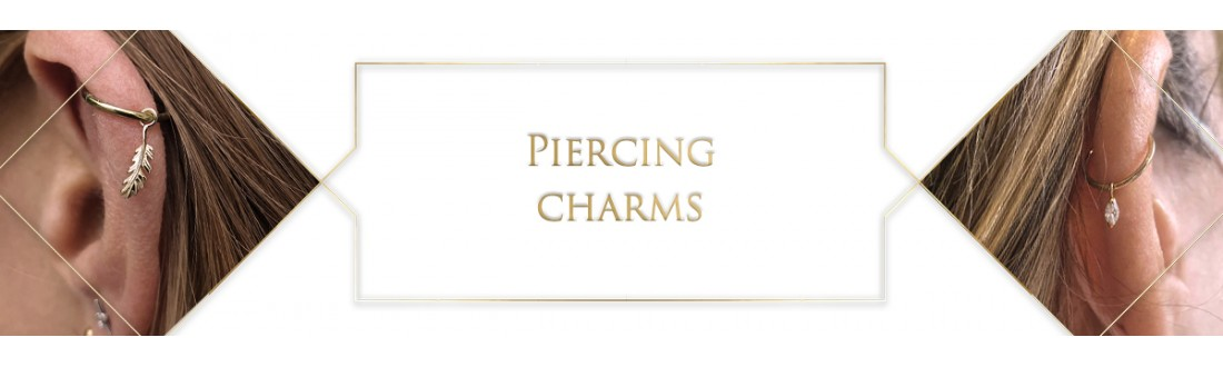Piercing charms